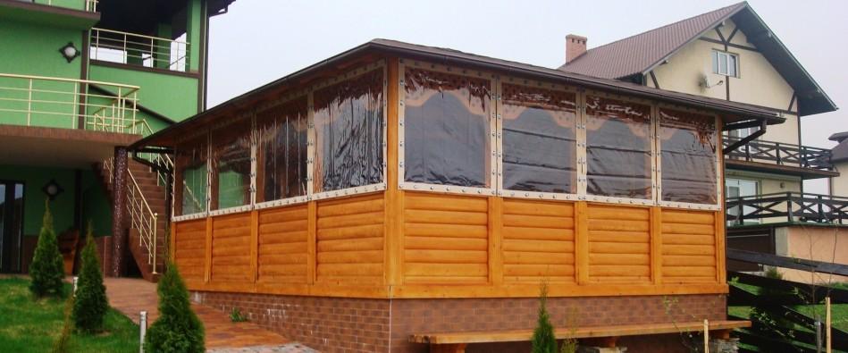 ПВХ шторы